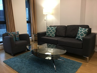 Coffee table at Still Life Southwark Executive - Citybase Apartments