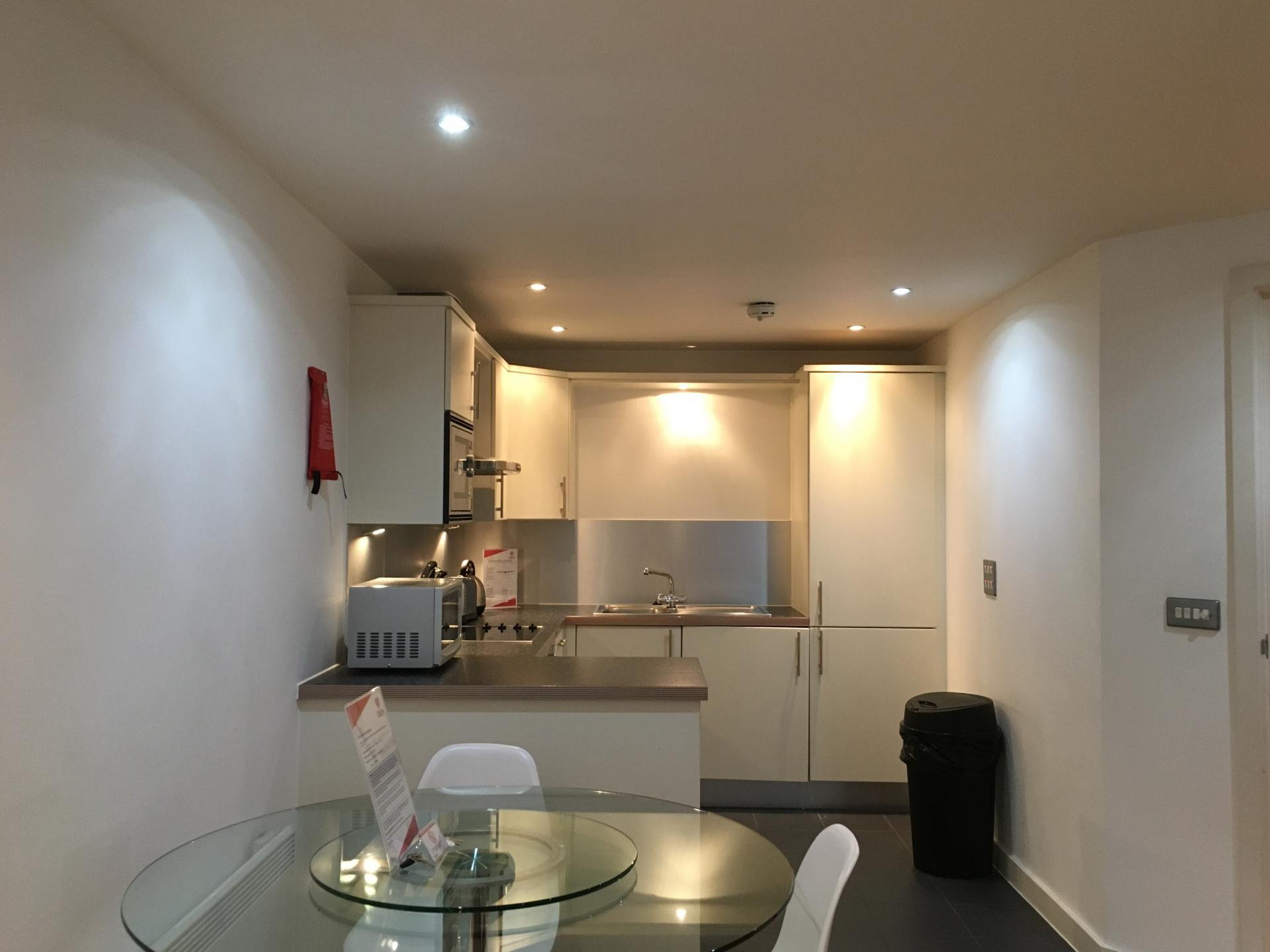 Kitchen facilities at Still Life Clerkenwell Executive - Citybase Apartments