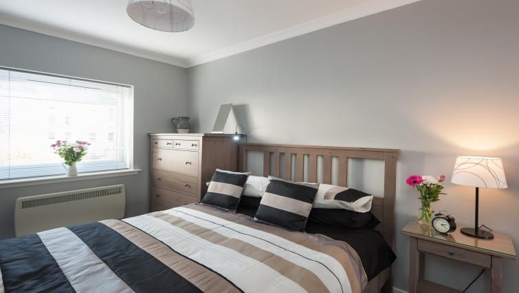 Bedroom at Brunswick Apartment - Citybase Apartments