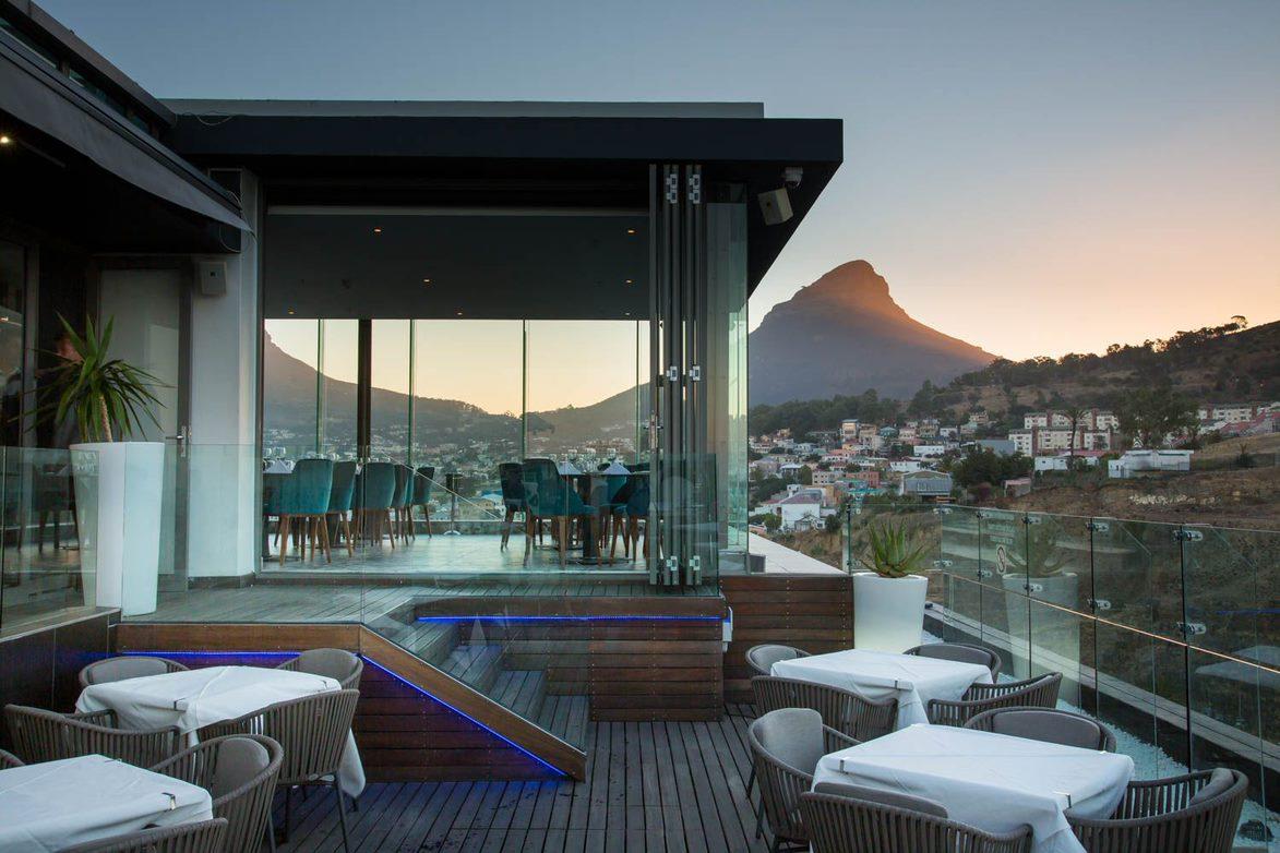 Restaurant at The Capital Mirage, De Waterkant, Cape Town - Citybase Apartments