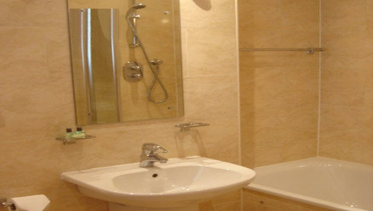 Ideal bathroom at Holyrood Apartments - Citybase Apartments