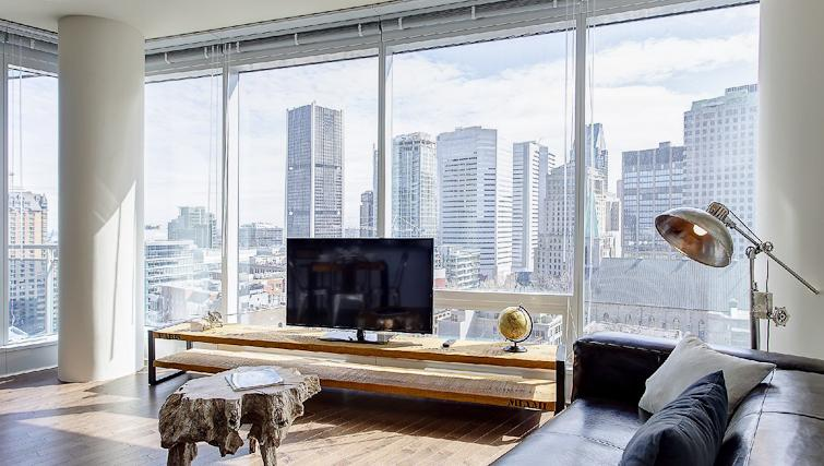 View at Le V Apartments - Citybase Apartments