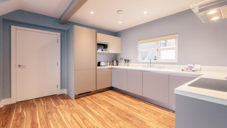 Kitchen at Friar House Apartments - Citybase Apartments
