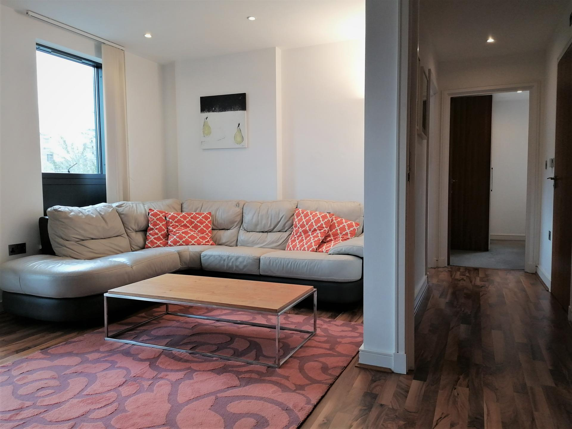 Hallway at Still Life King's Cross - Citybase Apartments