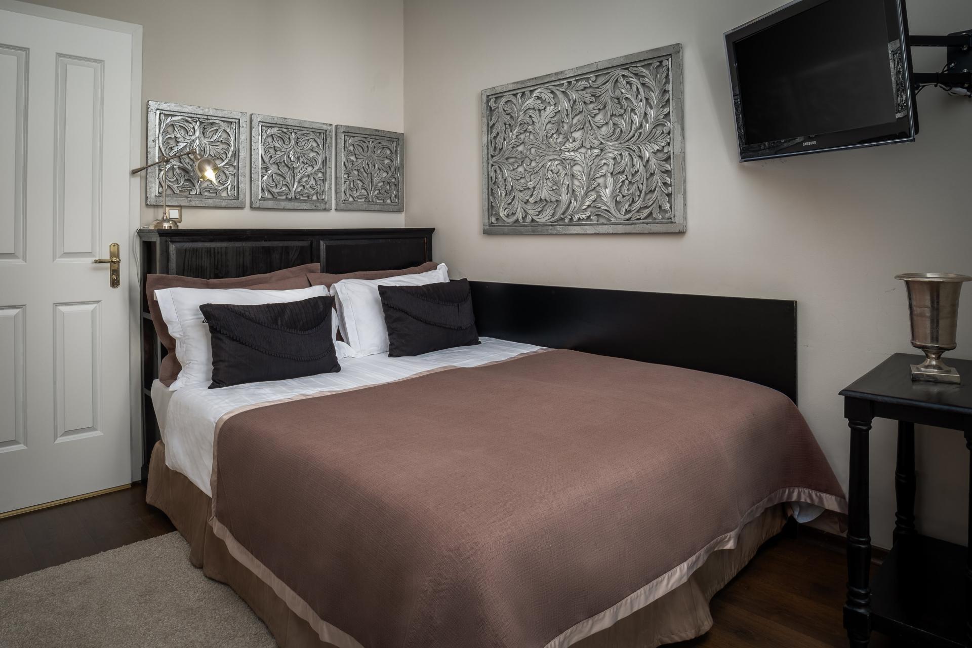 Comfortable bedroom at  Palacina Berlin Apartments - Citybase Apartments
