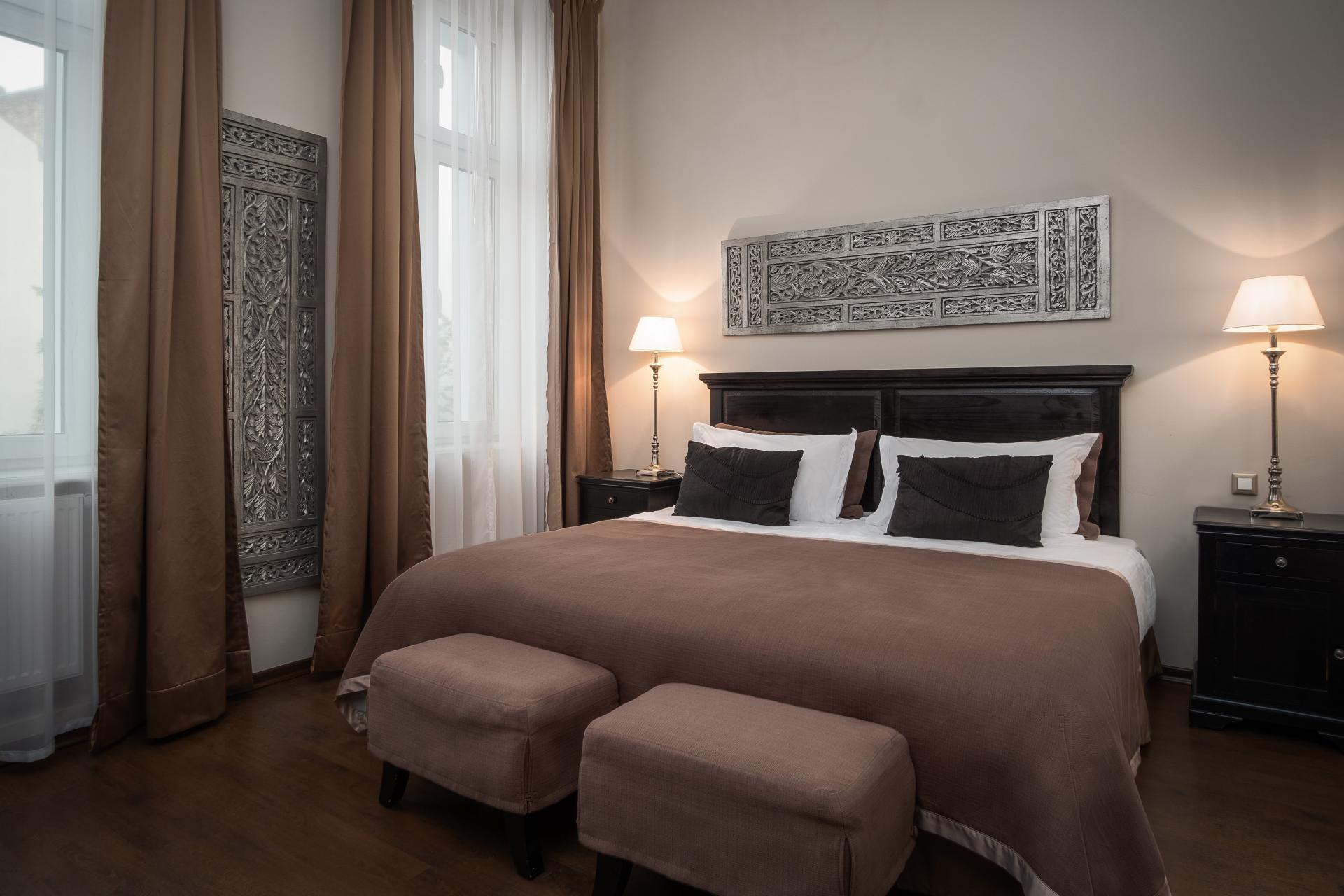 Bedroom at  Palacina Berlin Apartments - Citybase Apartments
