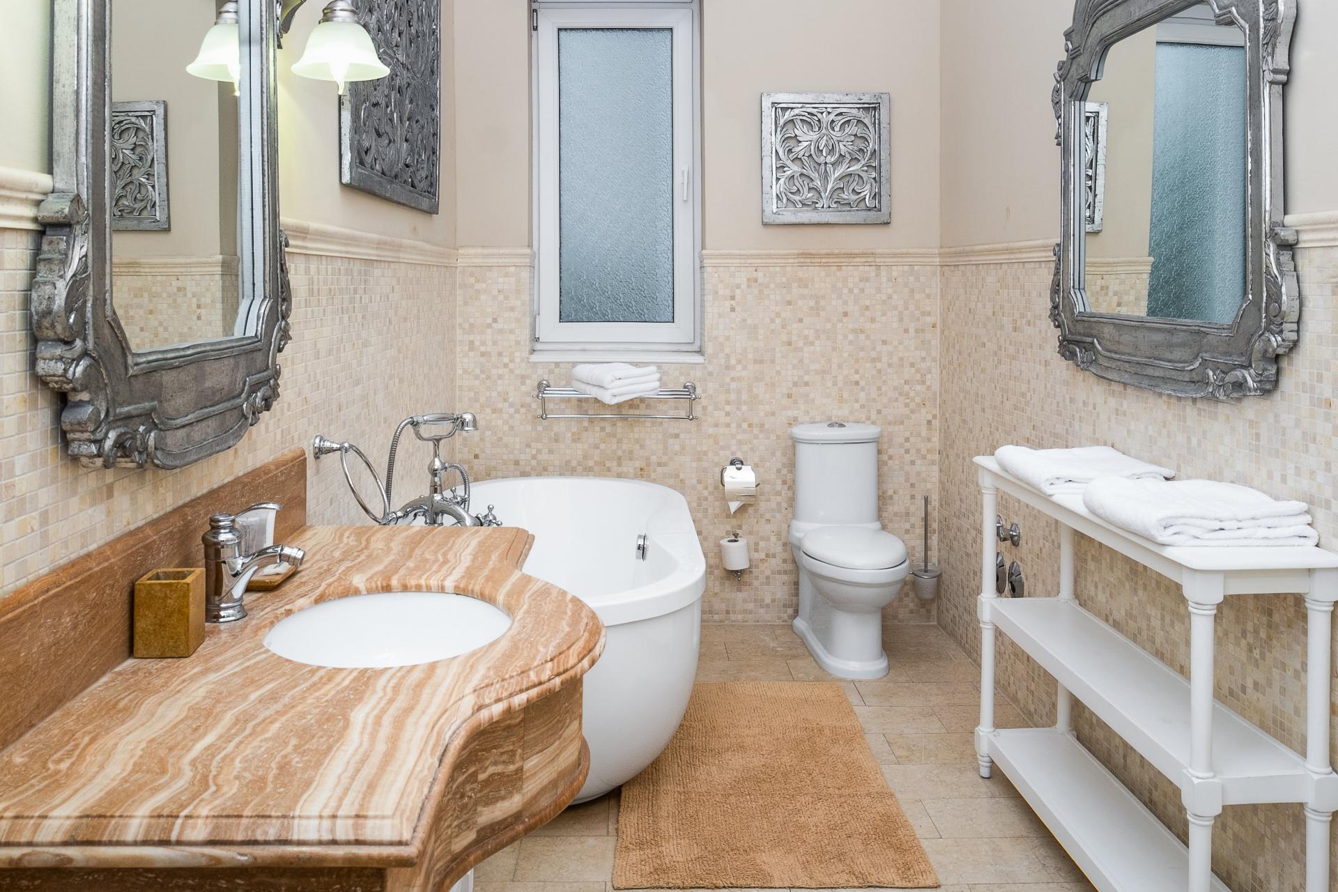 Bathroom at  Palacina Berlin Apartments - Citybase Apartments
