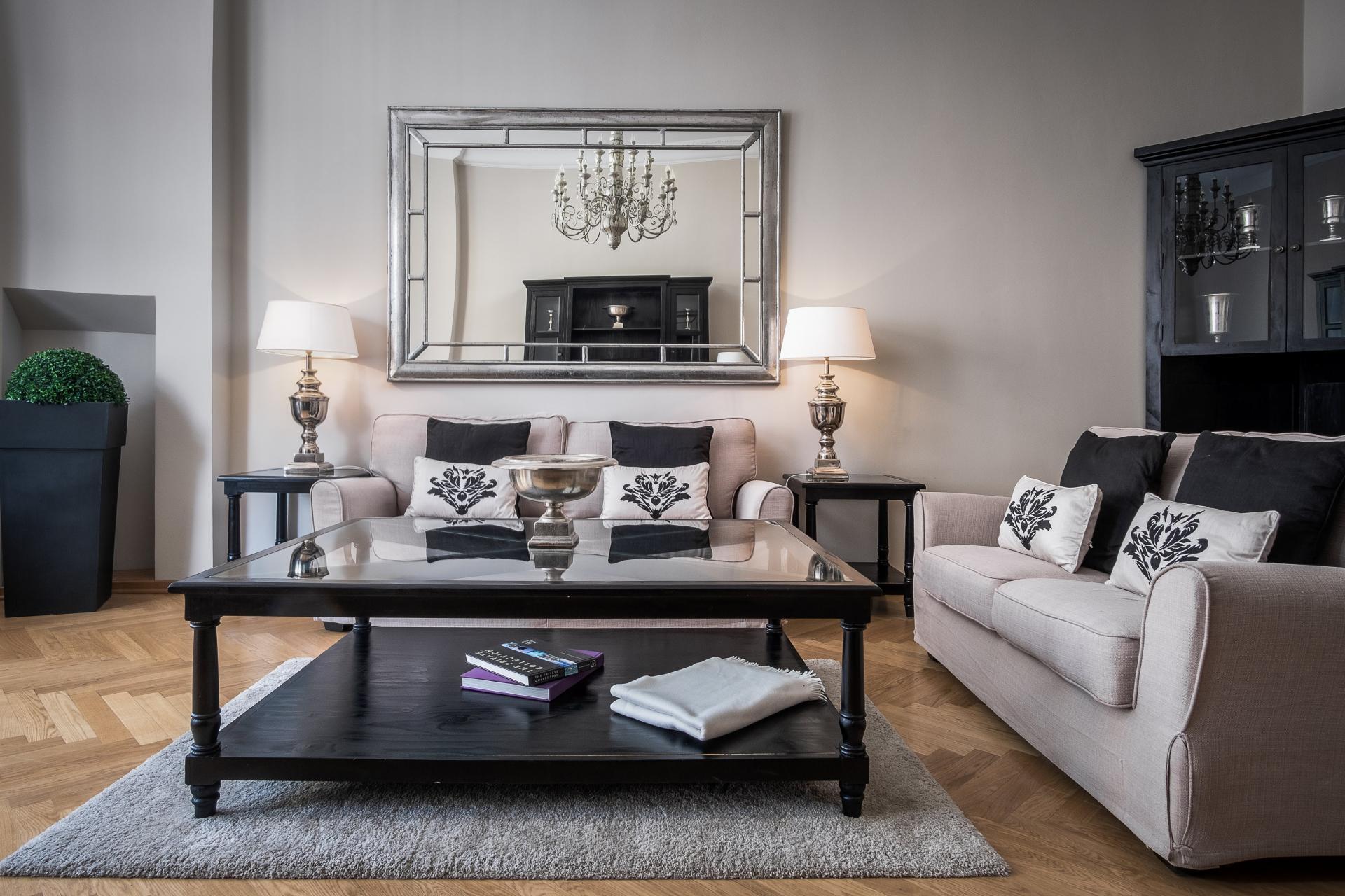 Living room at  Palacina Berlin Apartments - Citybase Apartments