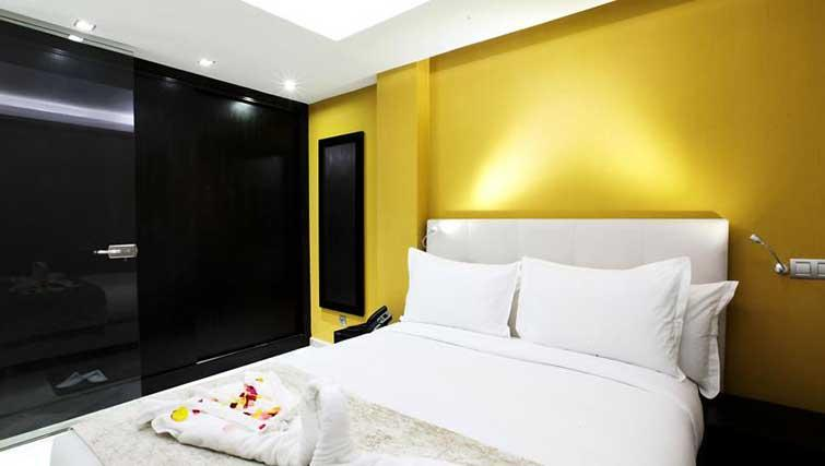 Bedroom at The Fourteen Apartments - Citybase Apartments