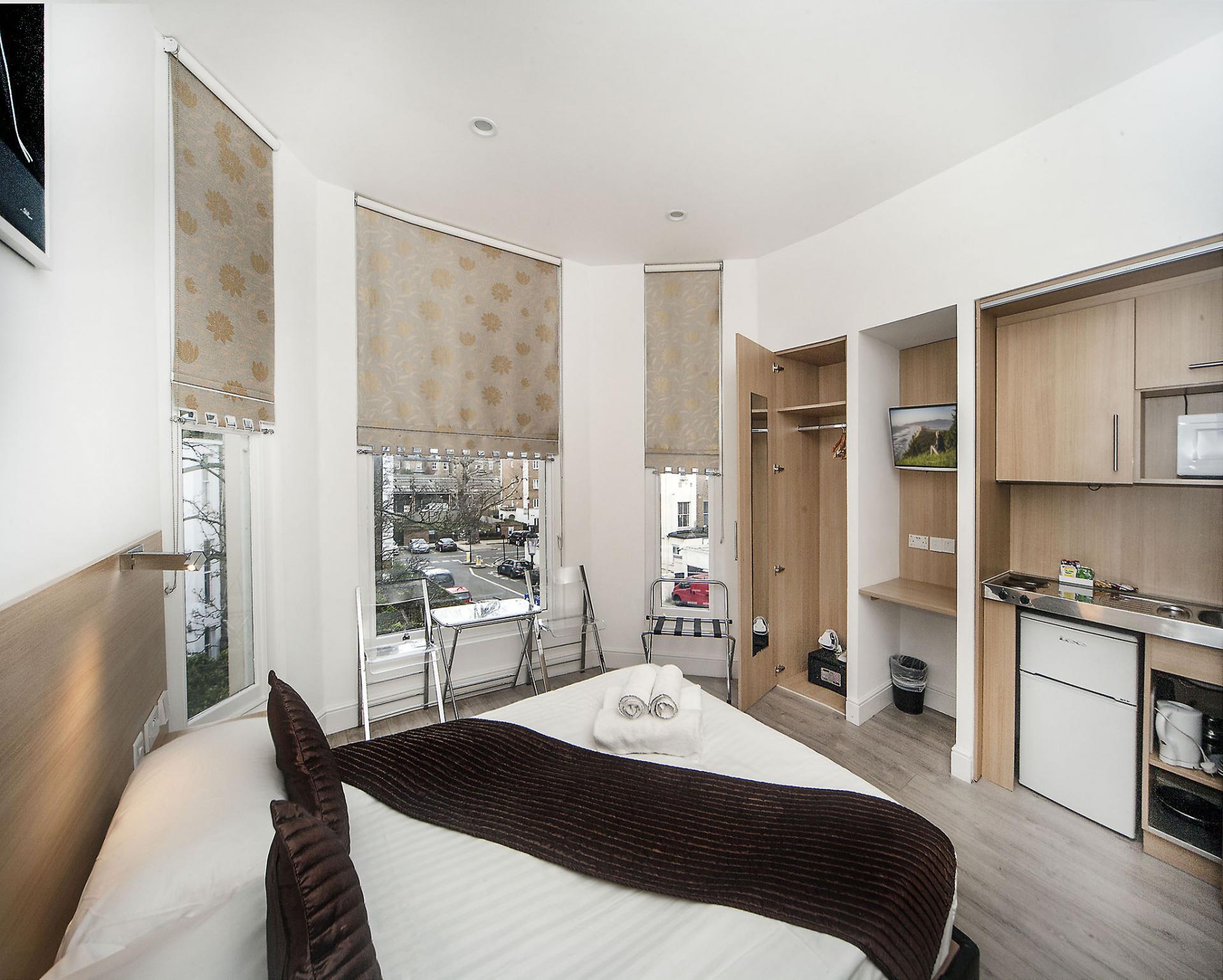 Studio at 88 Studios Kensington - Citybase Apartments