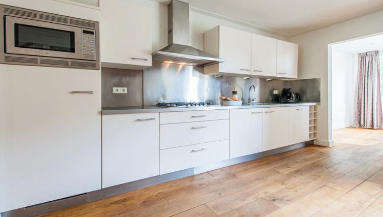 Kitchen at Jordaan Westerstraat, Amsterdam - Citybase Apartments