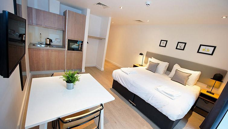 Studio at Staycity Birmingham Newhall Square - Citybase Apartments
