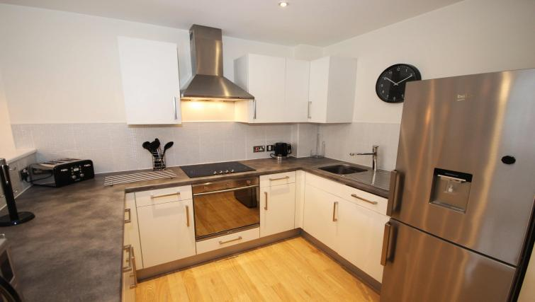 Kitchen at Friarsgate Apartments - Citybase Apartments