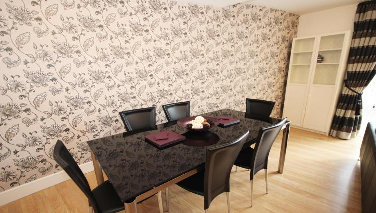 Dining area at Friarsgate Apartments - Citybase Apartments