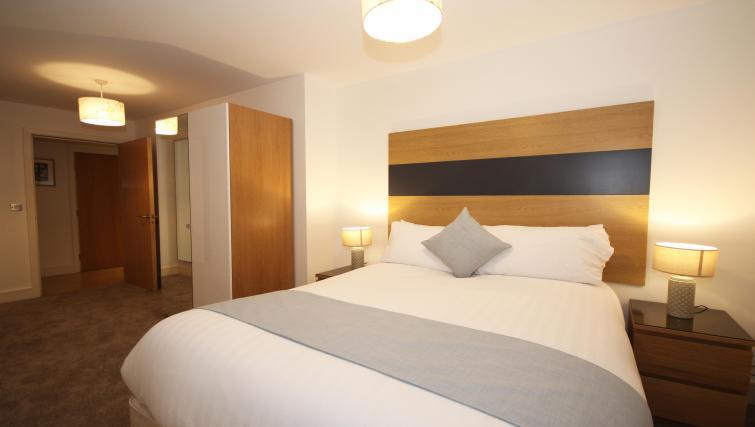 Bedroom at Friarsgate Apartments - Citybase Apartments