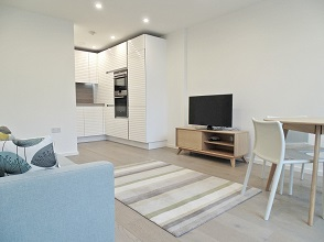 TV at Still Life Clerkenwell Deluxe - Citybase Apartments