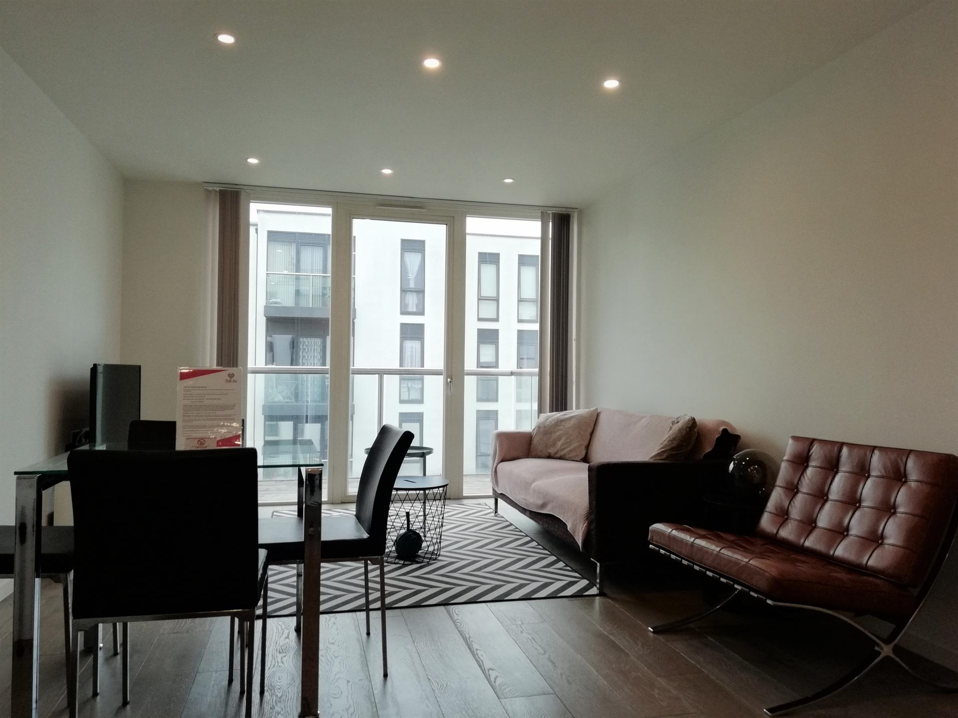 Lounge at Still Life Clerkenwell Deluxe - Citybase Apartments