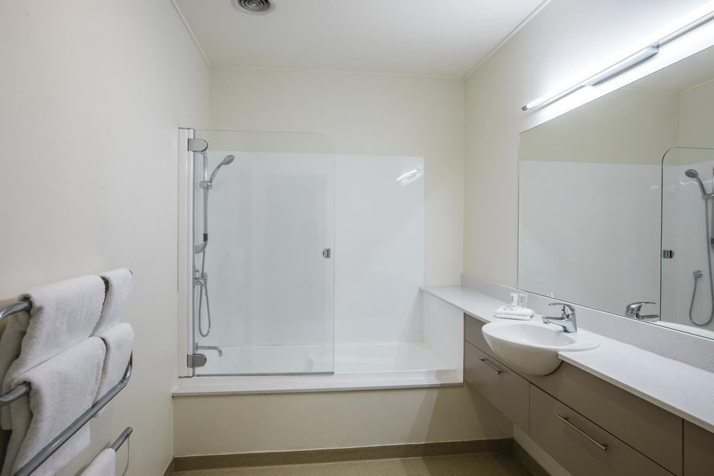 Bathroom at Quest on Lambton - Citybase Apartments