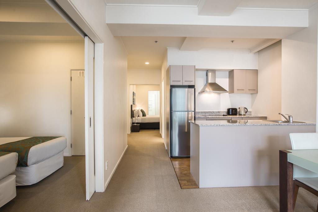 Open-plan at Quest on Lambton - Citybase Apartments