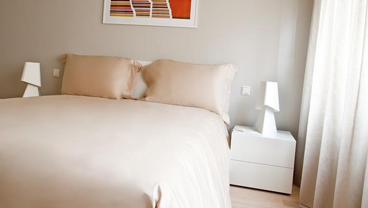 Bedroom at Four Stars Aparthotel - Citybase Apartments