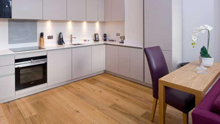 Kitchen at Princes Street Residence - Citybase Apartments