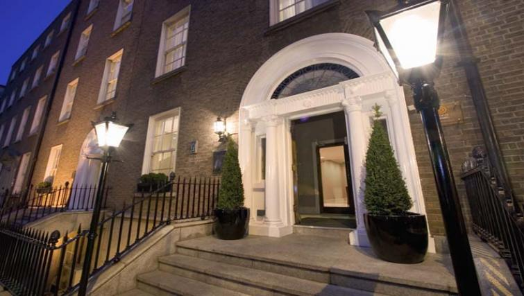 Outside of Premier Suites Plus Dublin Leeson Street - Citybase Apartments