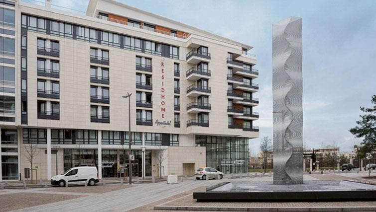 Exterior of Residhome Bois Colombes Monceau Apartments - Citybase Apartments