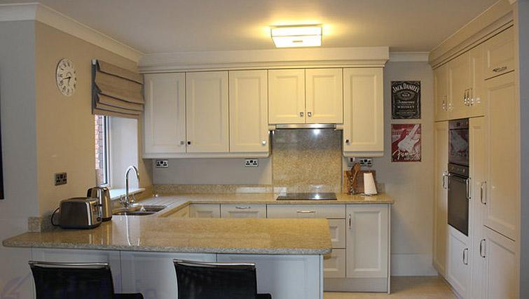 Kitchen at The Argyle Apartment - Citybase Apartments