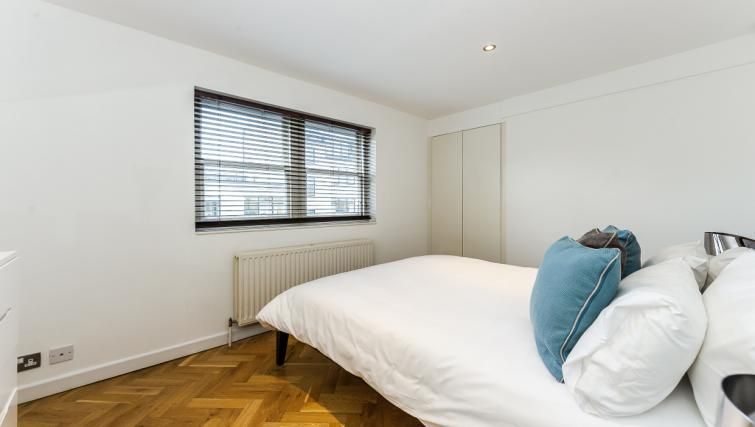 Bedroom at 43-49 Chiltern Street Apartments - Citybase Apartments