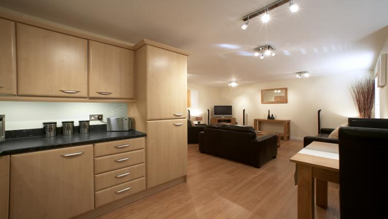 Apartment space at Southwich House Apartments - Citybase Apartments