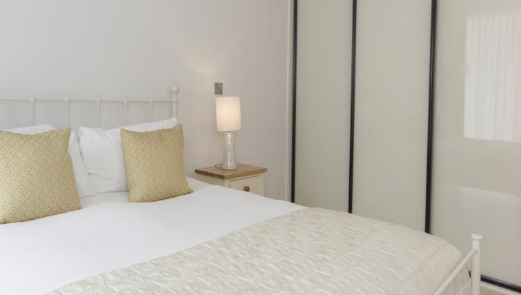 Bedroom at Vesta Apartments - Citybase Apartments