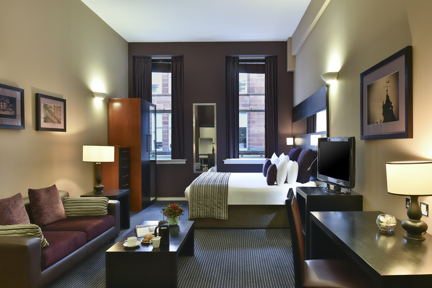 Serviced Apartments Glasgow | Short Stay Holiday ...