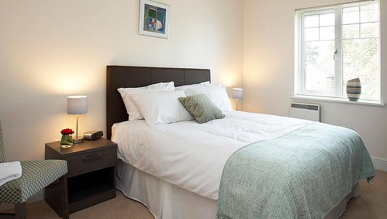 Bedroom in SACO Farnborough - Reading Road - Citybase Apartments