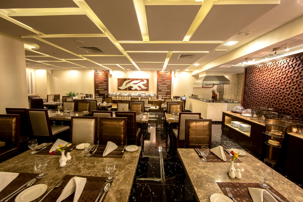 Restaurant at Ivory Grand Hotel Apartments - Citybase Apartments