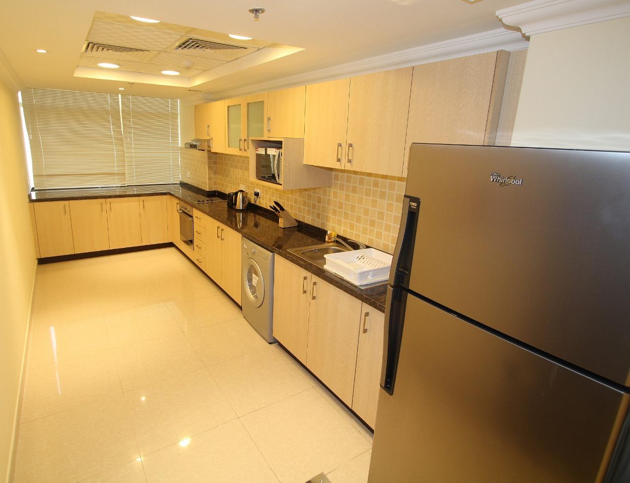Fridge at Ivory Grand Hotel Apartments - Citybase Apartments