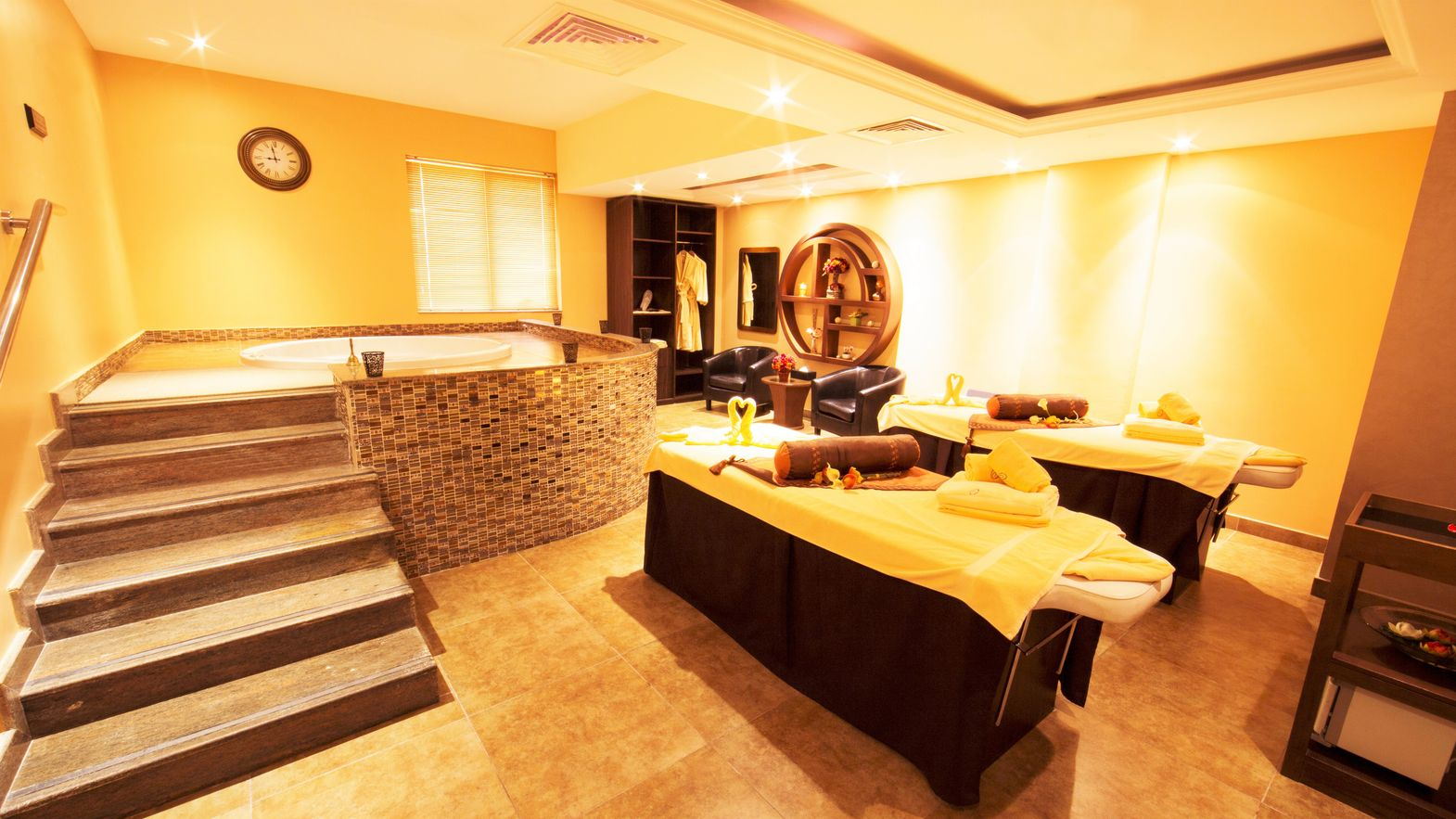 Spa at Ivory Grand Hotel Apartments - Citybase Apartments