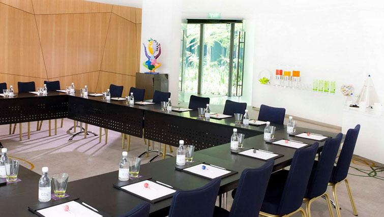 Meeting room at Fraser Changi City Singapore - Citybase Apartments