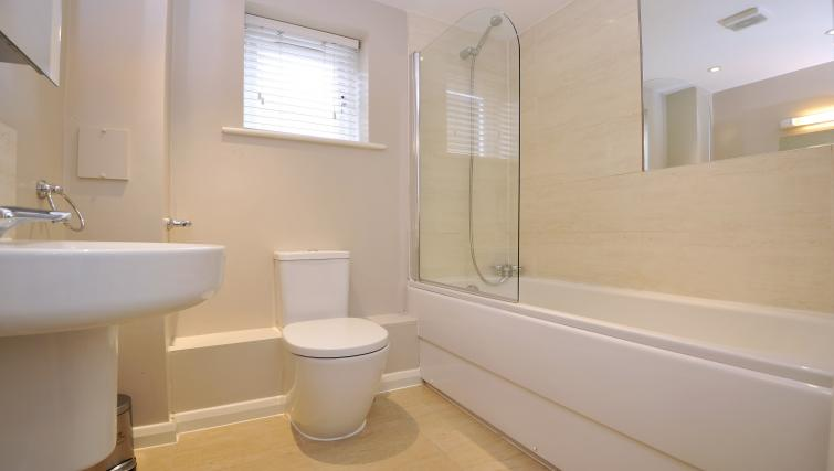 Bathroom at The Reside Apartments - Citybase Apartments