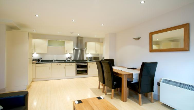 Kitchen at Pelican House - Citybase Apartments
