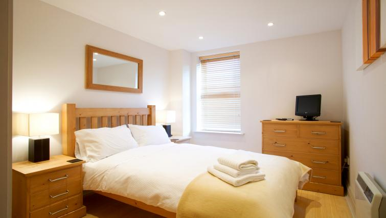 Bedroom at Pelican House - Citybase Apartments