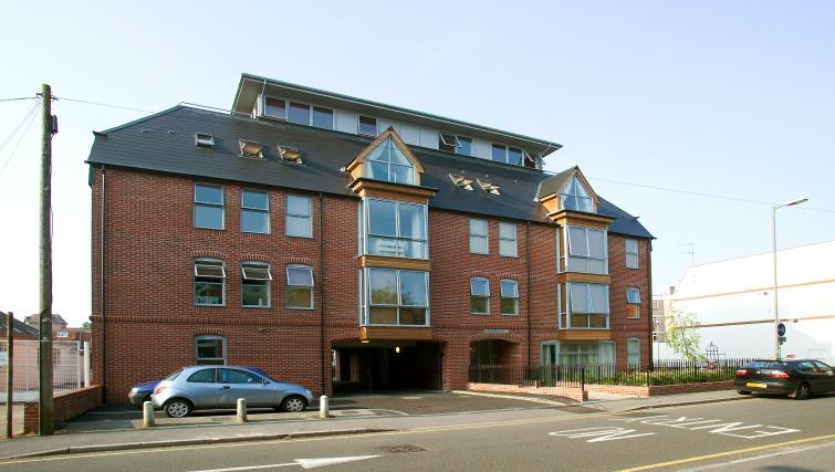 Exterior at Pelican House - Citybase Apartments