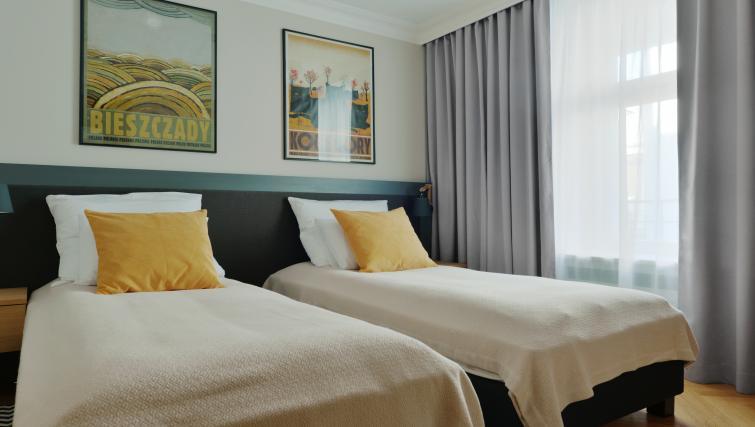 Bedroom at Stradonia Serviced Apartments - Citybase Apartments