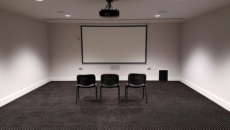 Conference room at Wembley Apartments - Citybase Apartments