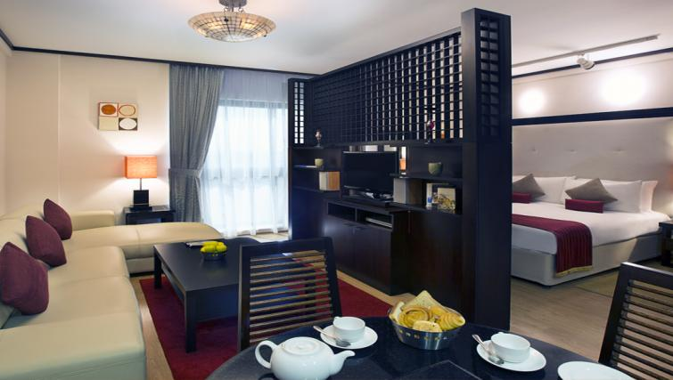 Studio apartment at Park Hotel Apartments - Citybase Apartments