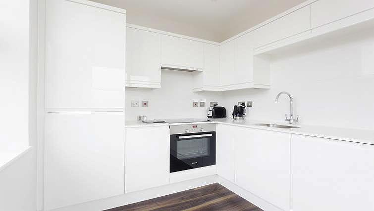 Brigh kitchen at City Stay Apartments Centro - Citybase Apartments