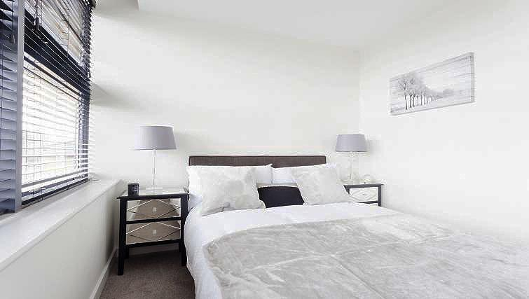 Bedroom at City Stay Apartments Centro - Citybase Apartments