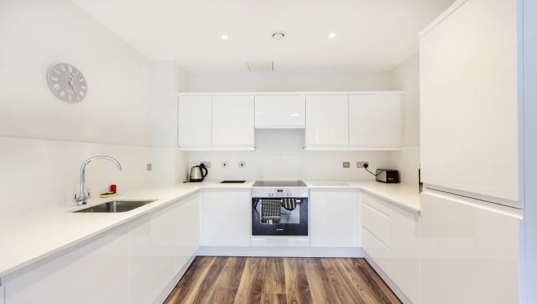 Modern kitchen at City Stay Apartments Centro - Citybase Apartments