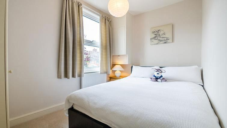 Double bedroom at St Olaves House - Citybase Apartments