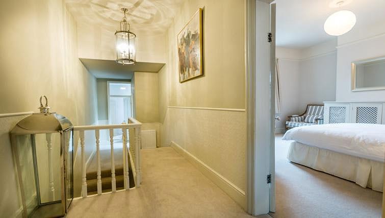 Hallway at St Olaves House - Citybase Apartments