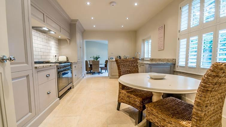 Kitchen at St Olaves House - Citybase Apartments